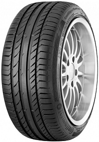 Шина 255/55 R19 Continental ContiSportContact 5 SUV XL 111V